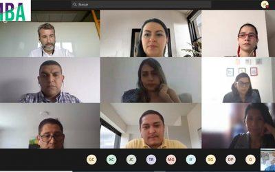Éxito en la semana internacional virtual del MBA