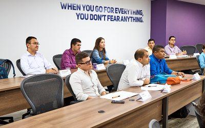 Lanzamiento MBA con modalidad 1 vez al mes